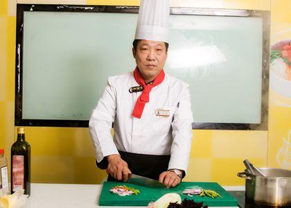 许建 新东方烹饪大师