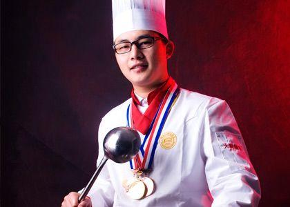 李方友 新东方烹饪教师