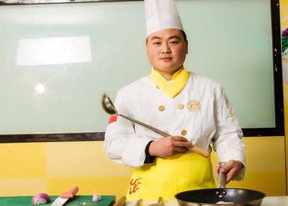 刘汝镇 新东方烹饪大师