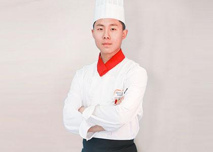 林聪 新东方烹饪大师