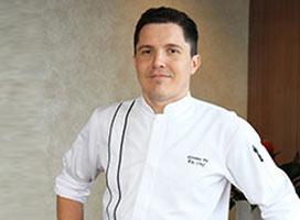 意大利总厨 Graziano Pia(喜来登酒店行政总厨)
