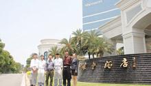 福州中庚喜来登酒店就业回访――福建新东方烹饪学校