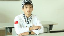 林靖:我要做一名洋气时尚范的西点师)
