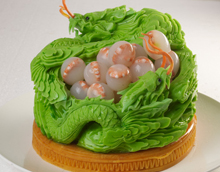 学食品雕刻艺术,一个月快速掌握,进来瞧瞧