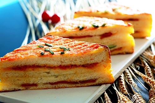 西点作品――三明治