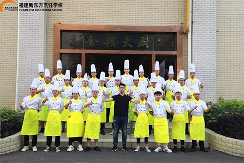 [揭秘] 初高中生学厨师有什么优势?