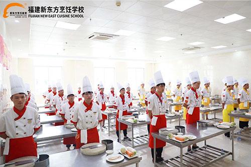 厨师培训,你选择对厨师学校吗?
