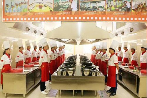 福建新东方厨师学校学费?