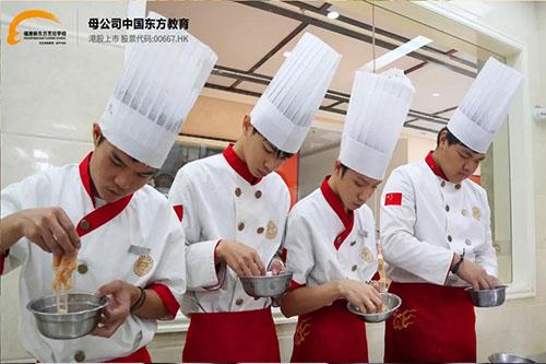 技校学厨师需要学多久?