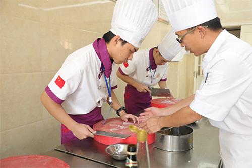 学厨师去哪里学最好呢?