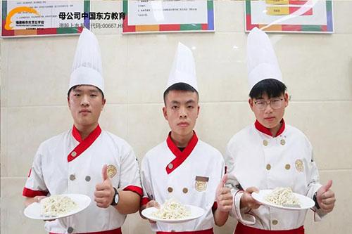 初中生学厨师怎么样?福建去哪里学厨师比较好?)
