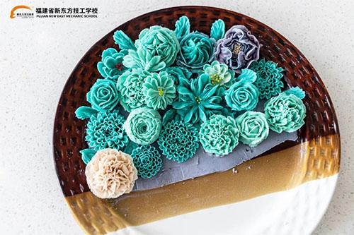 颜控必看!以假乱真的韩式裱花,美到炸裂的艺术~)