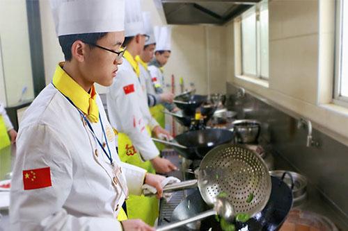 福建厨师学校排行榜