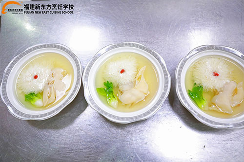 福州烹饪学校学费多少?