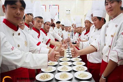 在新东方烹饪学校学三个月可以学到什么?