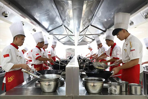 去厨师短期培训班要多少钱