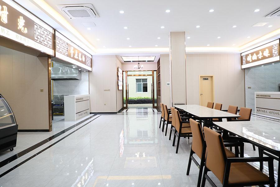 福建新东方烹饪学校小吃教室