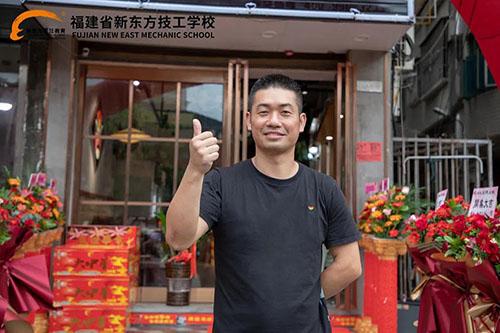 创业学子回访 | 福建新东方就业回访―网红烧烤冰饭