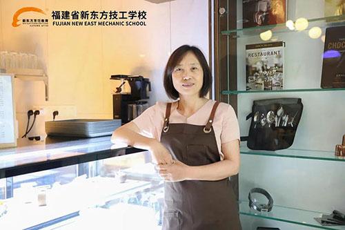 创业学子回访 | 福建新东方就业回访――露泊食