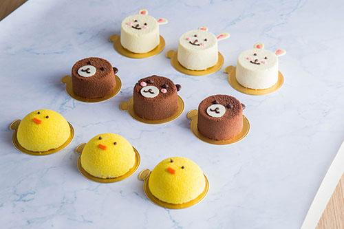 哪里可以学做甜品?)