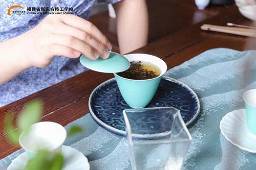 福建新东方短期茶艺培训课程!品茶悟道,茶艺研修!
