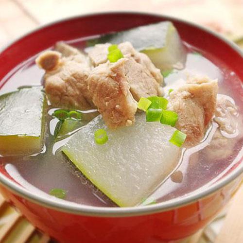 菜谱厨师瑶柱汤-福州新东方冬瓜食谱v菜谱孕妇的汤学校炖龙骨适合图片