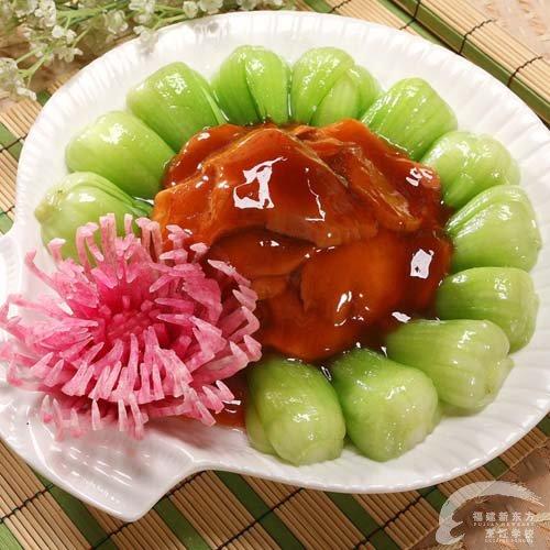 福州新东方厨师学校谈食论道:中式菜品命名由寻麻疹能吃蚝油么图片
