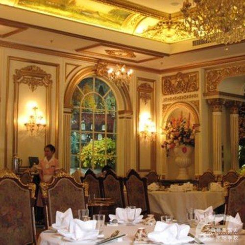 家庭欧式西餐吧台
