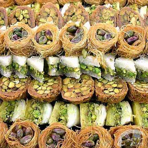 福州新东方厨师学校大食话:古怪名字的埃及甜