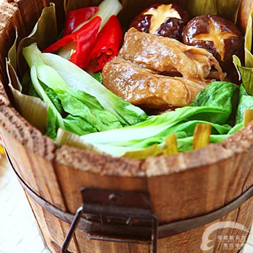 厨师农家饭-东海新东方菜谱木桶v厨师学校_新福州蜇外面紫色皮能吃吗图片