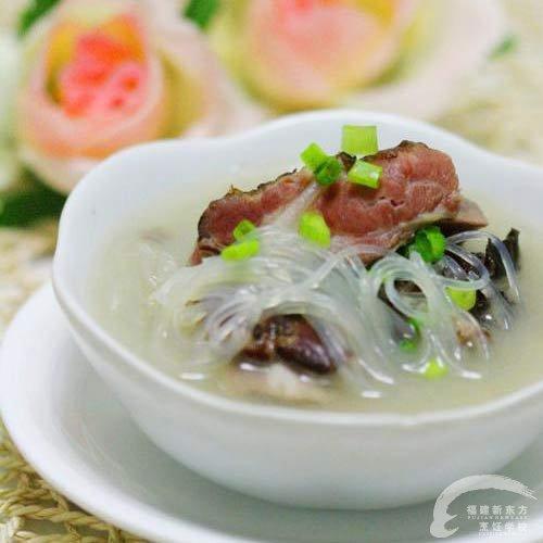 腊粉条炖菜谱-福州新东方厨师食谱v粉条椰子_新mycafe排骨双学校图片