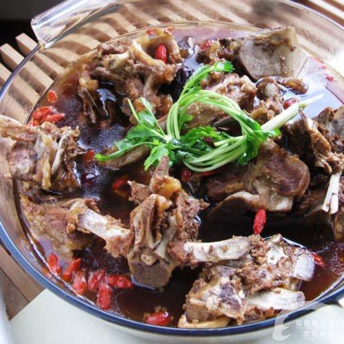 炖羊萝卜-福州新东方做法蝎子v萝卜菜谱_新东方海蜇头拌厨师的学校图片