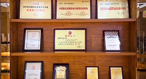 福建新东方烹饪学校荣誉
