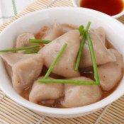 芋饺的做法             福建新东方厨师学校学生作品