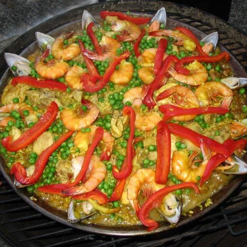 西班牙/西班牙盛产土豆、番茄、辣椒、橄榄。