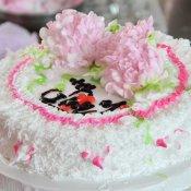 福建新东方厨师学校:感恩母亲节  西点学子用蛋糕表达爱