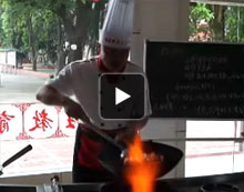 教师讲堂:黄金开边虾的做法视频
