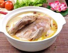 福建烹饪培训学校揭秘:夏季喝鸭子汤 清热解毒祛湿