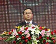 新东方烹饪教育24周年庆典:新华教育集团常务副总经理张明致