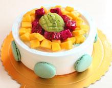 新东方烹饪培训学校蛋糕作品展