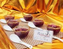 紫薯银耳汤   福建新