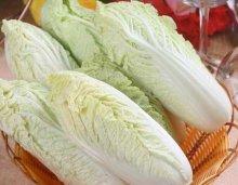白菜的四大养生功效―福州烹饪学校解析