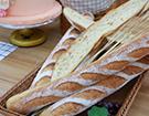 法式长棍面包  福建新东方烹饪学校西点作品