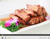 福州新东方烹饪大师教你制作年宴:糖醋排骨
