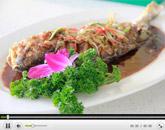 福州新东方烹饪大师教你制作年宴:年年有鱼