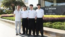 福建新东方就业回访之福州万达威斯汀酒店