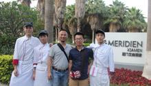 福建新东方烹饪学校就业回访:厦门艾美酒店